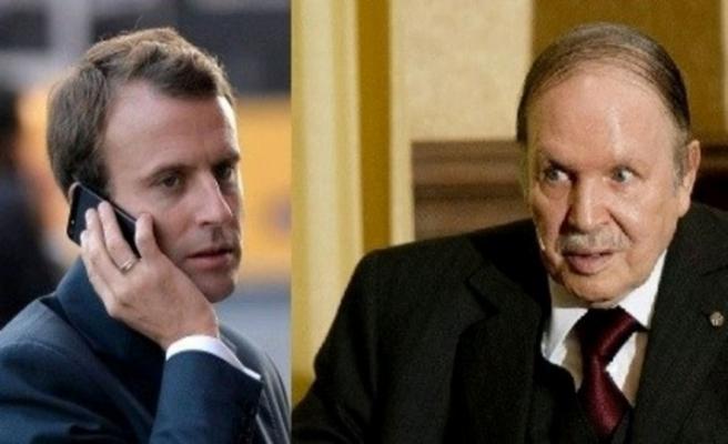 Fransa itirafın ardından Cezayirli liderlerle görüştü