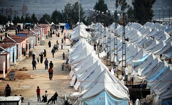 Gaziantep'teki geçici barınma merkezleri tahliye edildi
