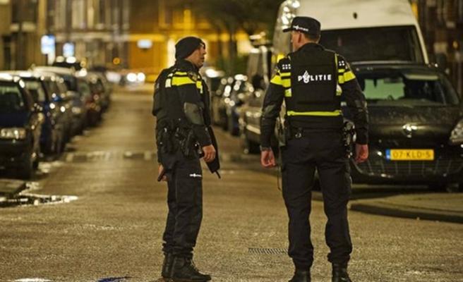 Hollanda'daki saldırının arkasından 'terör' çıktı