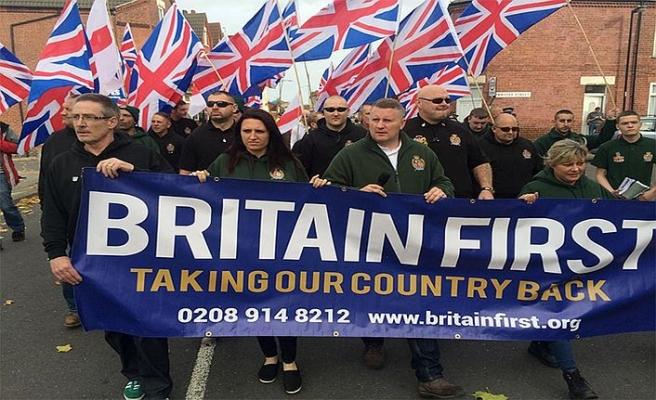 İngiliz aşırı sağcılar İslam karşıtı