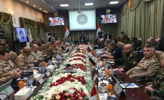 'Dörtlü Güvenlik Komitesi' toplantısı Bağdat'ta yapıldı