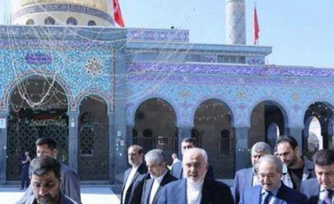 İran Dışişleri Bakanı Suriye'ye gitti