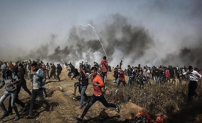 Gazze'de şehit sayısı 7'ye yükseldi