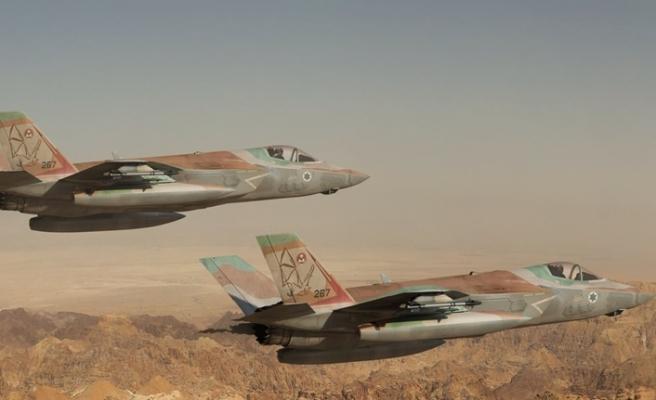 İsrail bir buçuk yılda Suriye'de 200'den fazla hedefi vurdu