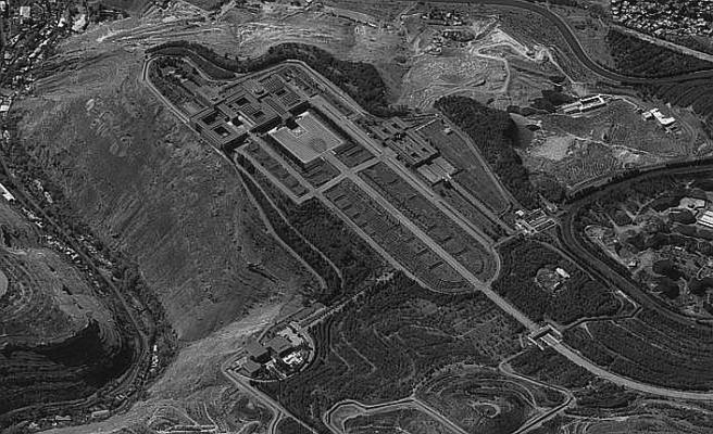 İsrail'denEsed'e örtülü tehdit: Sarayının fotoğrafını yayınladı