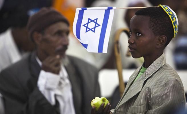 İsrail Afrika'ya geri dönüyor ve Afrika da İsrail'e dönüyor