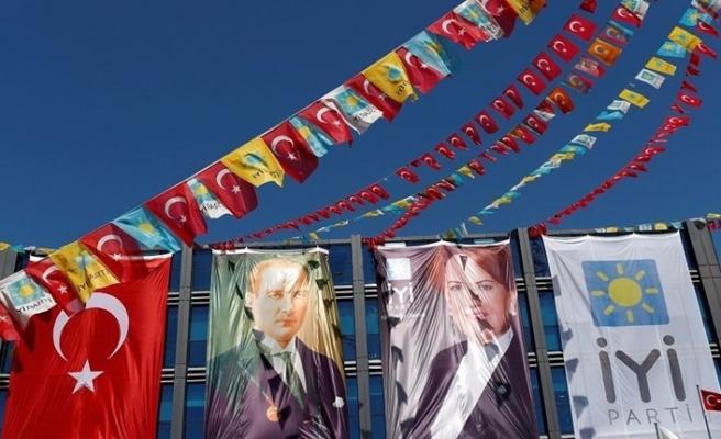 İYİ Parti il yönetimi topluca istifa etti