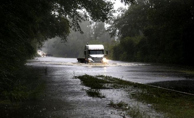 Kasırganın vurduğu eyalet felaket bölgesi ilan edildi