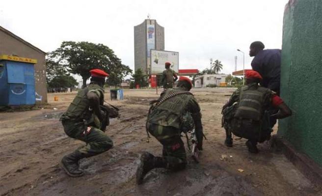 Kongo'da orduya saldırı