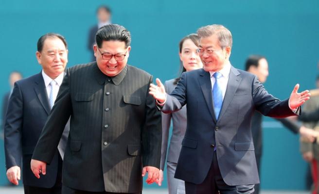 Pyongyang'da nükleer başlıklı zirve