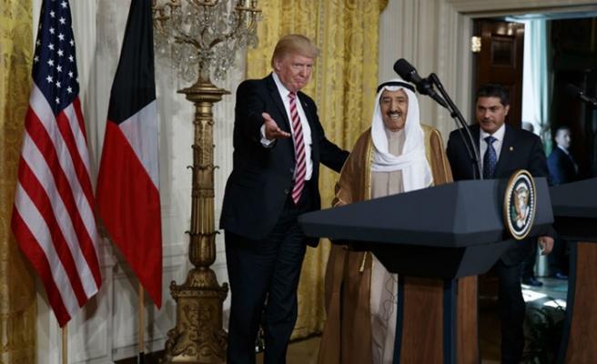 Kuveyt Emiri, Washington'a gidiyor