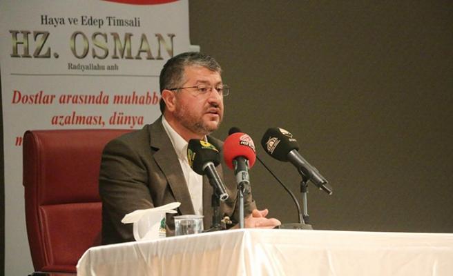 Muhammed Emin Yıldırım: Doğu Türkistan ikinci Endülüs olmak üzere