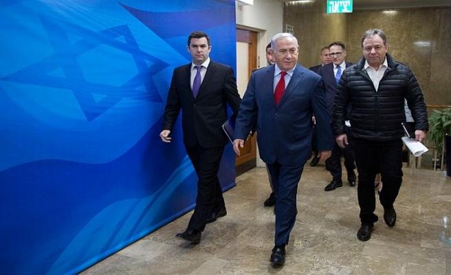 Netanyahu'nun sözcüsüne cinsel taciz suçlaması