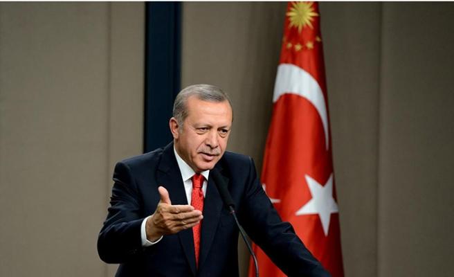 Ortak basın toplantısında Erdoğan'ın İdlib açıklaması