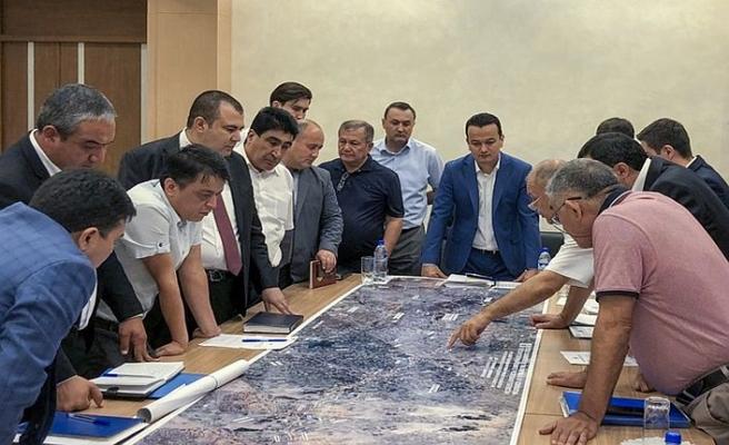 Özbekistan'daki ilk ücretli otobanı Türk şirket yapacak