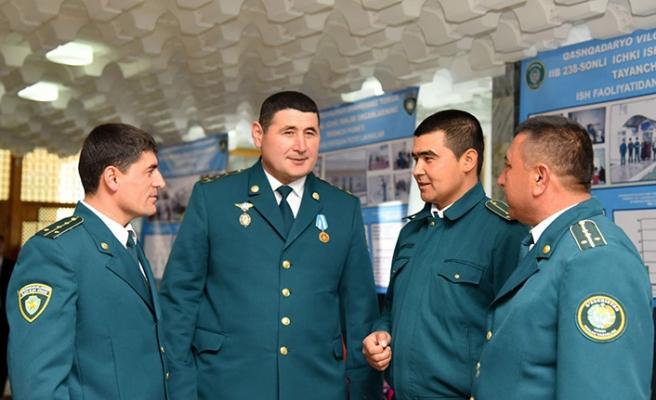 Özbekistan emniyeti ve FBI arasında iş birliği