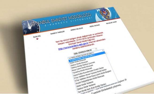 Özel güvenlik işlemleri e-Devlet'ten yapılacak