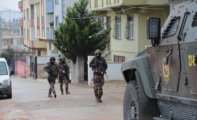 PKK'ın şehir yapılanmasına operasyon