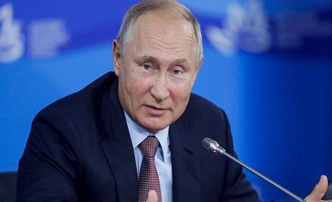 Putin: Yakalananlar Rus istihbaratından değil