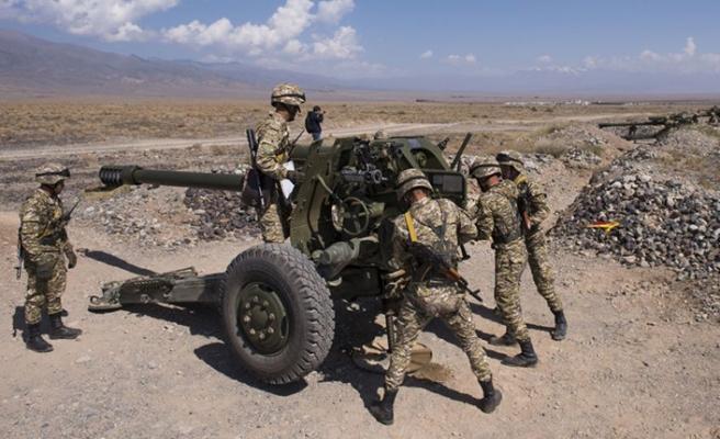 ŞİÖ komutanları Kırgızistan'da toplandı