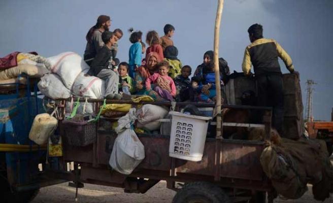 Suriye'deki yerinden edilmeler BM raporunda