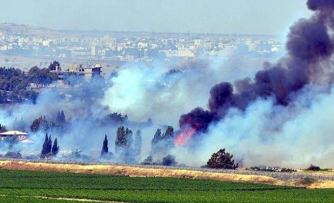 'Suriye İsrail'in fırlattığı füzeleri vurdu'