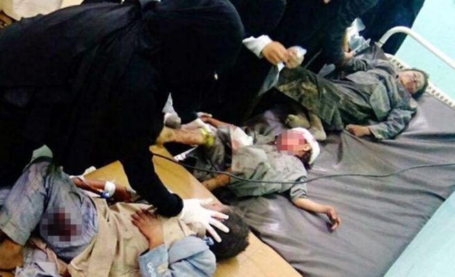 Suudi Arabistan'dan çocukların öldüğü saldırı ile ilgili açıklama