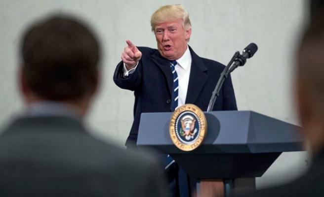 Trump'tan 'ölçüsüz saldırganlık' uyarısı