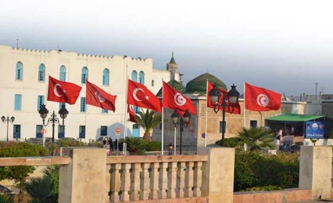 Tunus'un bayrağındaki Türk izi