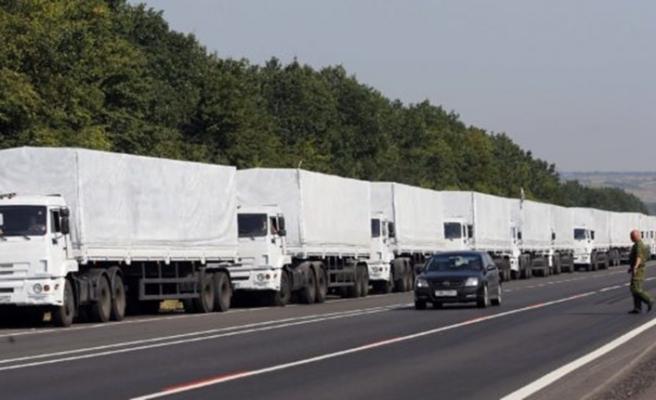Türkmenistan, Tacik kamyonlarının geçişine izin vermiyor
