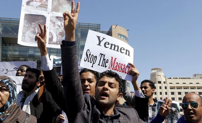 Yemen halkının protestoları devam ediyor