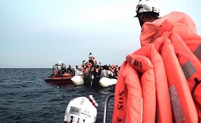 """Yunanistan 1,15 milyar avro """"mülteci"""" yardımı alacak"""