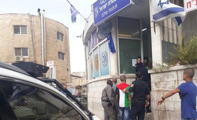 26 Filistinli gece operasyonuyla gözaltına alındı
