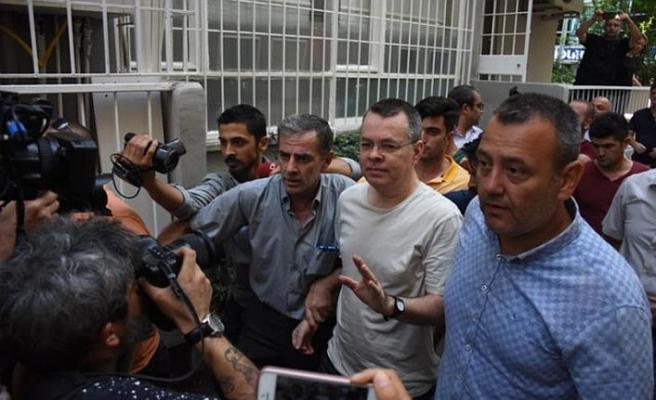 ABD basını: Rahip Brunson serbest kalacak
