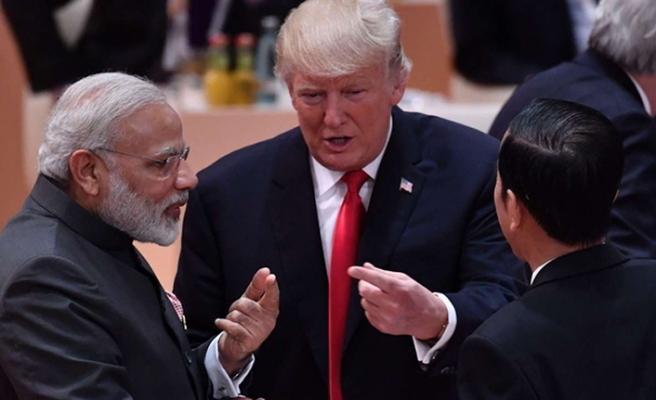 ABD Hindistan'ı tehdit etti