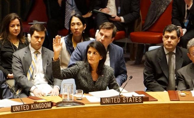 ABD'nin İsrail hayranı BM elçisi istifa etti