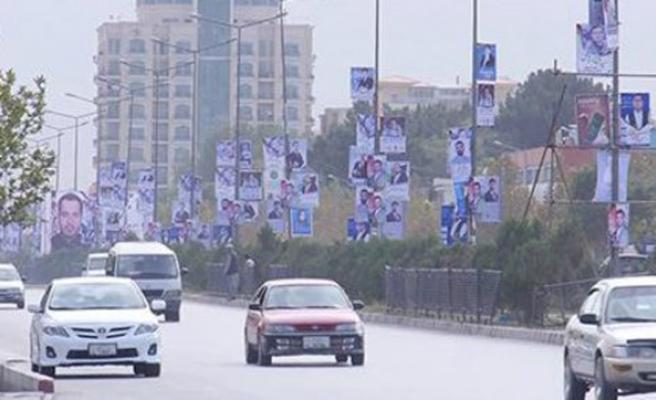 Afganlılar 3,5 yıl sonra seçime gidecek