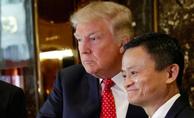 Alibaba'nın kurucusundan meslektaşı Trump'a ders