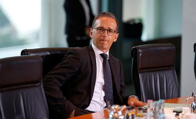 Alman Dışişleri Bakanı Suudi Arabistan ziyaretini iptal etti