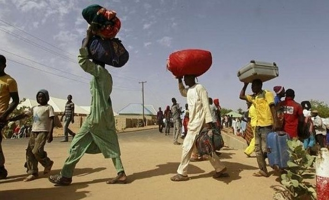 Angola 200 bin göçmeni sınır dışı etti