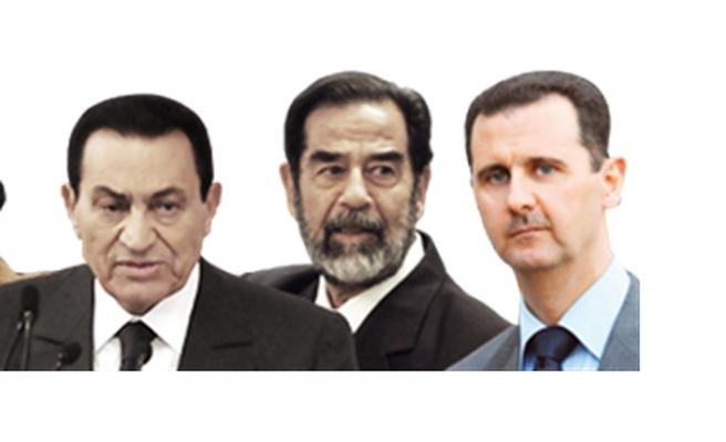 Arap dünyasında krallar ve oğulları
