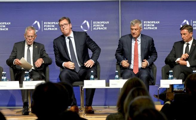 Avusturya'dan Sırbistan'a AB desteği