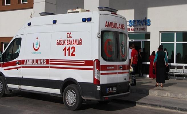 Azez patlamasında yaralananlar Türkiye'ye getirildi