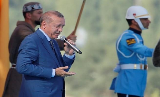 Başkan Erdoğan: CHP hissesi hazineye devredilecek