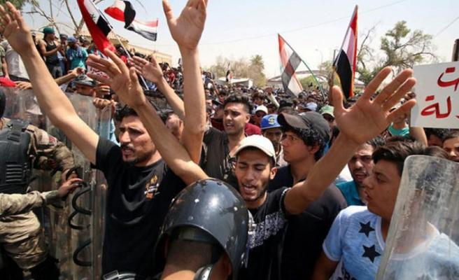 Basra yeni hükümetin gündeminde