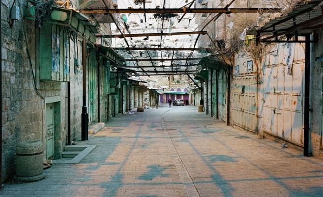 Batı Şeria'da kepenkler kapandı