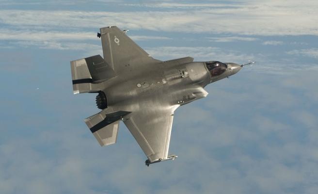 Belçika ABD'den F-35 alacak