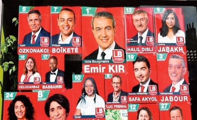 Belçika'da Türk adayların seçim heyecanı