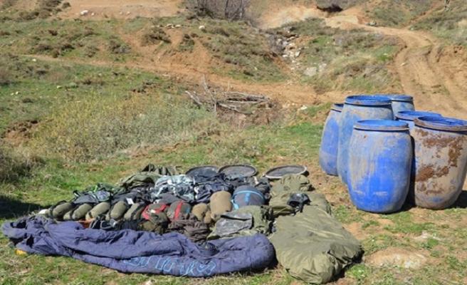 Bitlis kırsalında sokağa çıkma yasağı