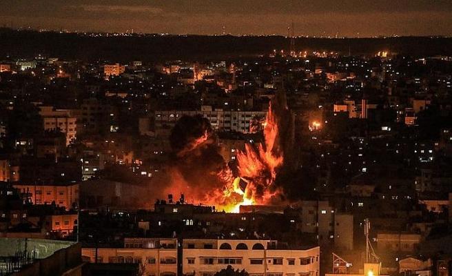 BM çocuk katili İsrail'i kınadı
